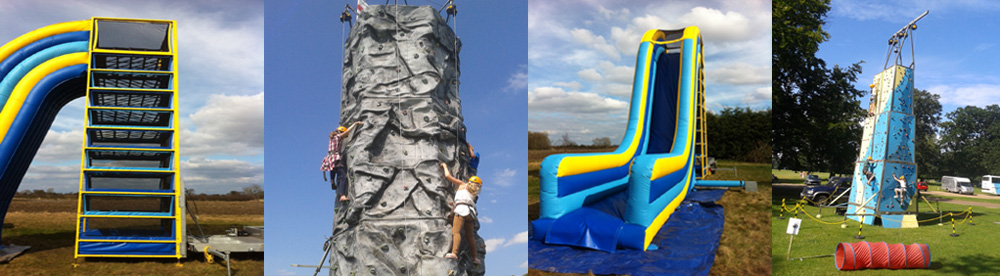 Mobile Climbing Wall - Rock climbing